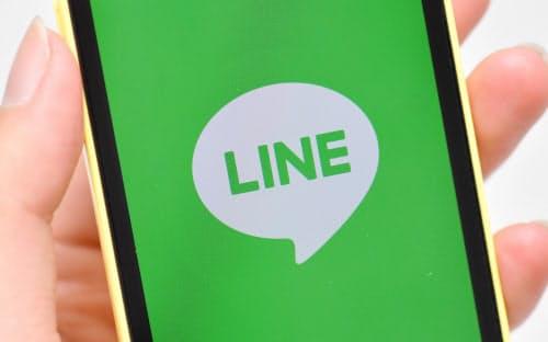 LINEの対話アプリは行政インフラとしても注目される