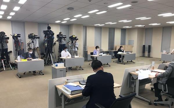 石川雅己区長の次男を証人尋問する千代田区議会の百条委(29日)