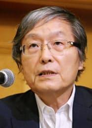 小峰隆夫 日本経済研究センター研究顧問