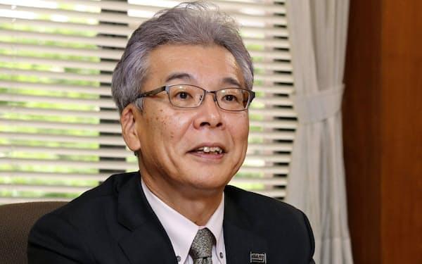 川合尊 日本特殊陶業社長