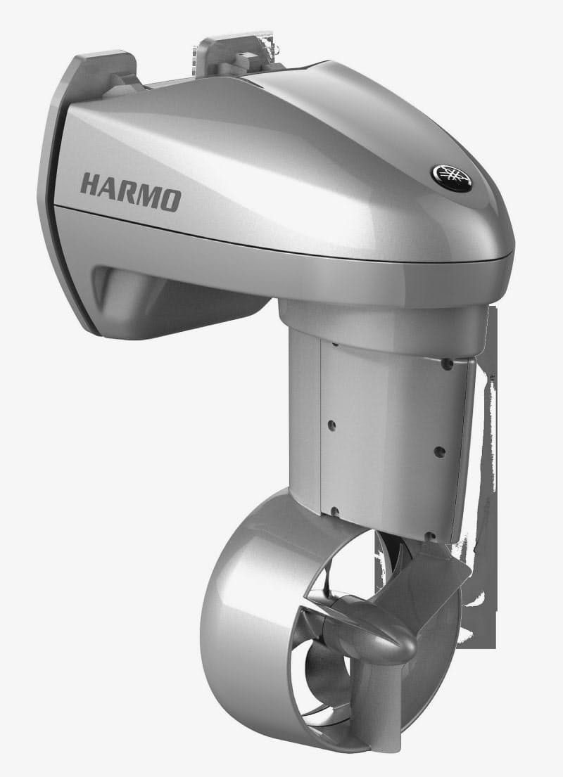 次世代操船システム「ハルモ」の推進機器