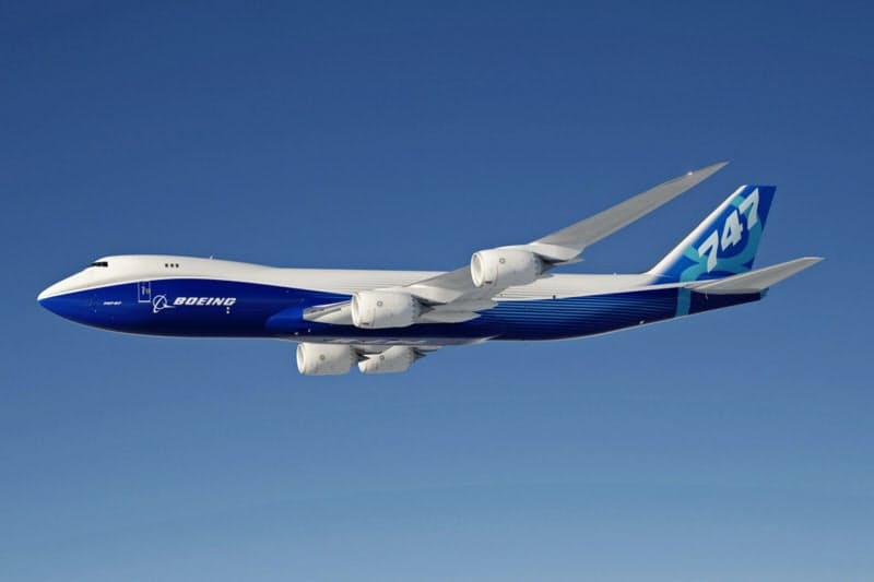 ボーイングの大型機「747」は生産を終了し、大量輸送時代の終わりを印象づけた