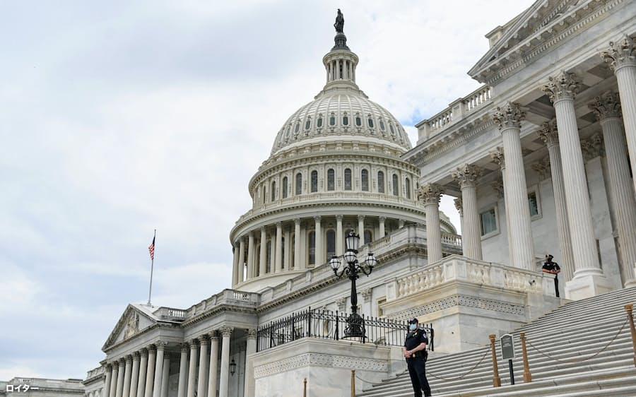 米議会選、上院は接戦 下院は民主優勢か: 日本経済新聞