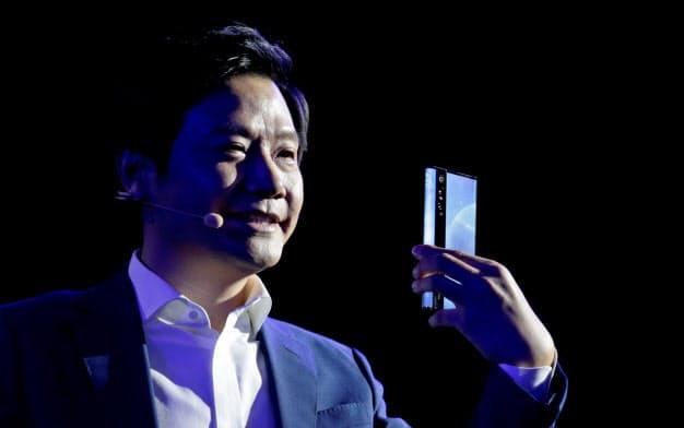 半導体大手の台湾・聯発科技(メディアテック)は、中国メーカーの5Gスマホ向けの受注が好調だ=ロイター