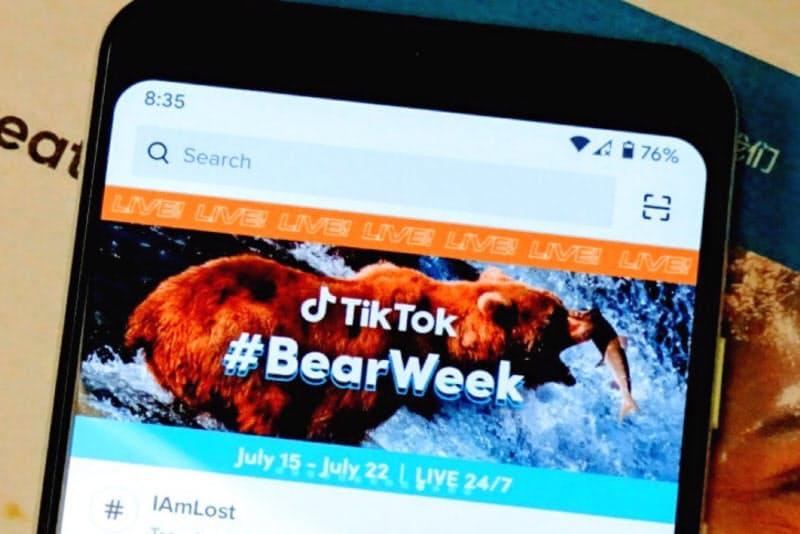 米政権は動画投稿アプリ「ティックトック」への圧力を強めている。