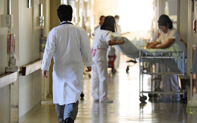 緊急事態宣言が解除された後も病院経営は厳しい(写真はイメージ)