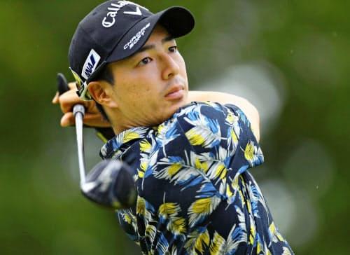 5年ぶりのメジャーに挑む石川(ゴルフパートナーエキシビション最終日)=JGTO/JGTOimages