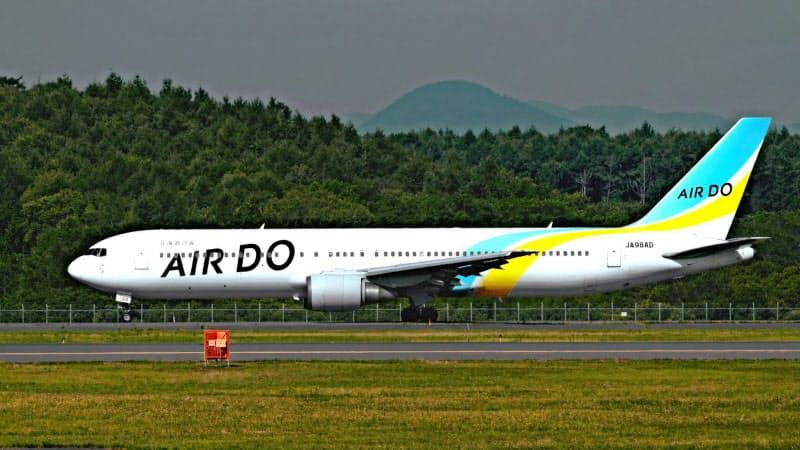 AIRDOは航空需要の減少に対応し、32便を追加減便する