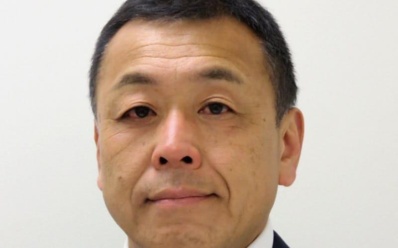 淑徳大学キャリア支援センター室長を兼務する奥村勝巳学事部長
