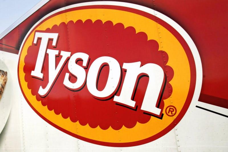 米タイソン・フーズは新トップのもと、工場の自動化を進める=AP