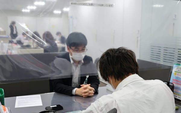 新型コロナ禍で関西地銀の貸出金は大幅に増加したが、利益の伴わない状況が続いている