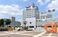 AIの活用でリニューアルするつくばセンタービル(茨城県つくば市)
