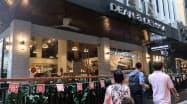 バンコクの「ディーン&デルーカ」の店舗(19年10月)