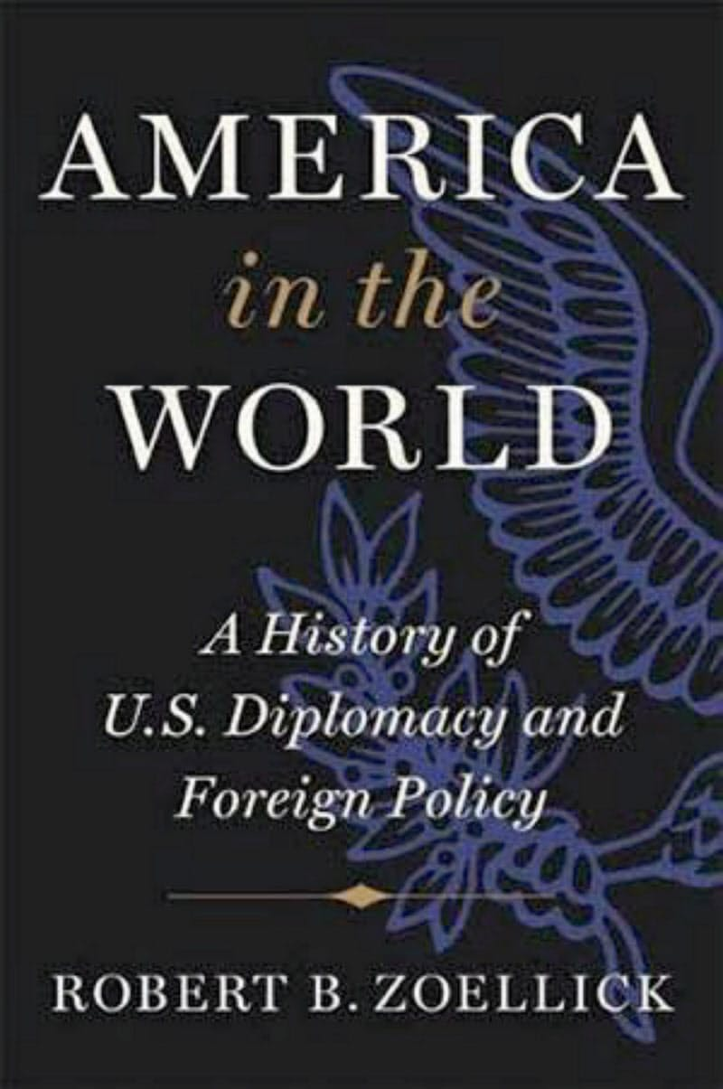 America in the World (ロバート・ゼーリック著)