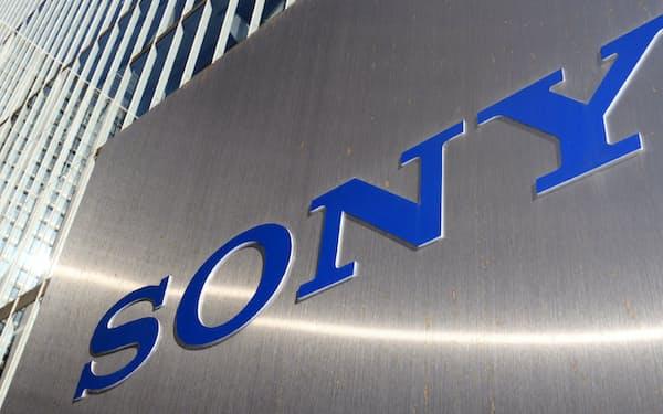 ソニーの今期業績は画像センサー事業が足を引っ張る(東京・港の本社)
