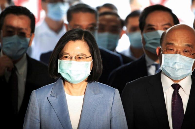 米国のアザー厚生長官が近く台湾を訪問し、蔡英文総統と会談する