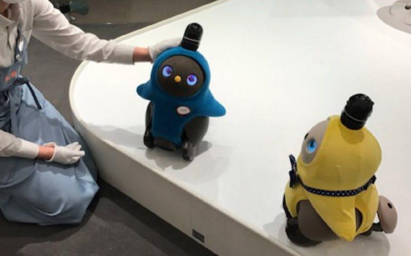 高島屋新宿店(東京・渋谷)では「ラボット」が昨年秋に比べ5倍の売れ行き