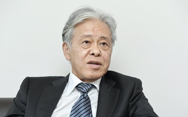 東京国際映画祭のチェアマンを務める安藤裕康氏
