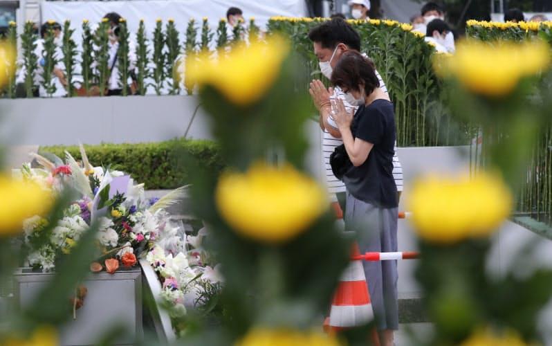 広島「原爆の日」 被爆の記憶、次世代への伝承誓う
