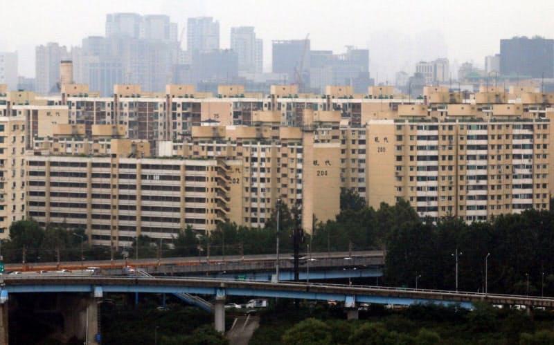 供給拡大策では低層マンションの高層マンションへの建て替えが認められた
