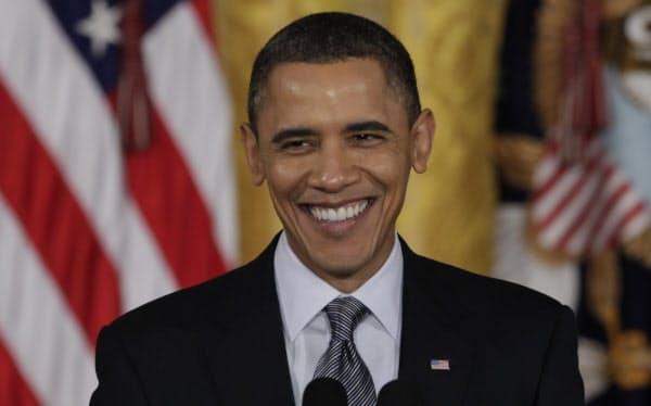 オバマ大統領=AP