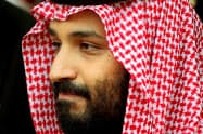 サウジアラビアの事実上の指導者はムハンマド皇太子だ=ロイター