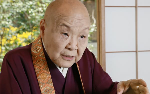 せとうち・じゃくちょう 1922年徳島県生まれ。近刊に秘書・瀬尾まなほさんとの共著「寂聴先生、コロナ時代の『私たちの生き方』教えて下さい!」。