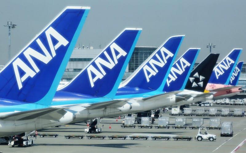 ANA、5000億円規模の資本調達で協議