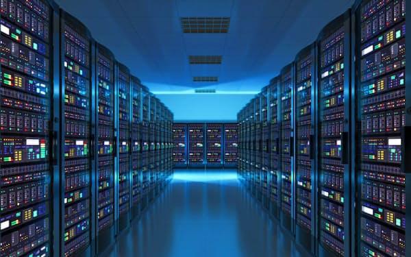 巣ごもり需要を背景にデータセンター向けなどが伸びている