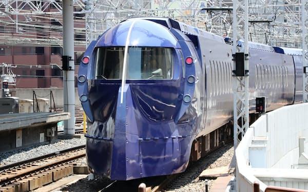 南海電鉄の特急ラピート