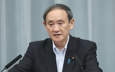 総裁選に勝てる候補の一人が菅官房長官