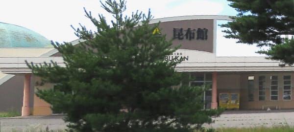 8月末で閉館する北海道昆布館(北海道七飯町)