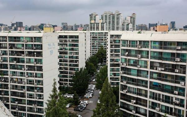 韓国では不動産価格の急騰が社会問題化している