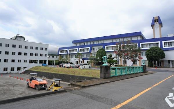 第2期工事と並行して開業する(静岡県富士市)