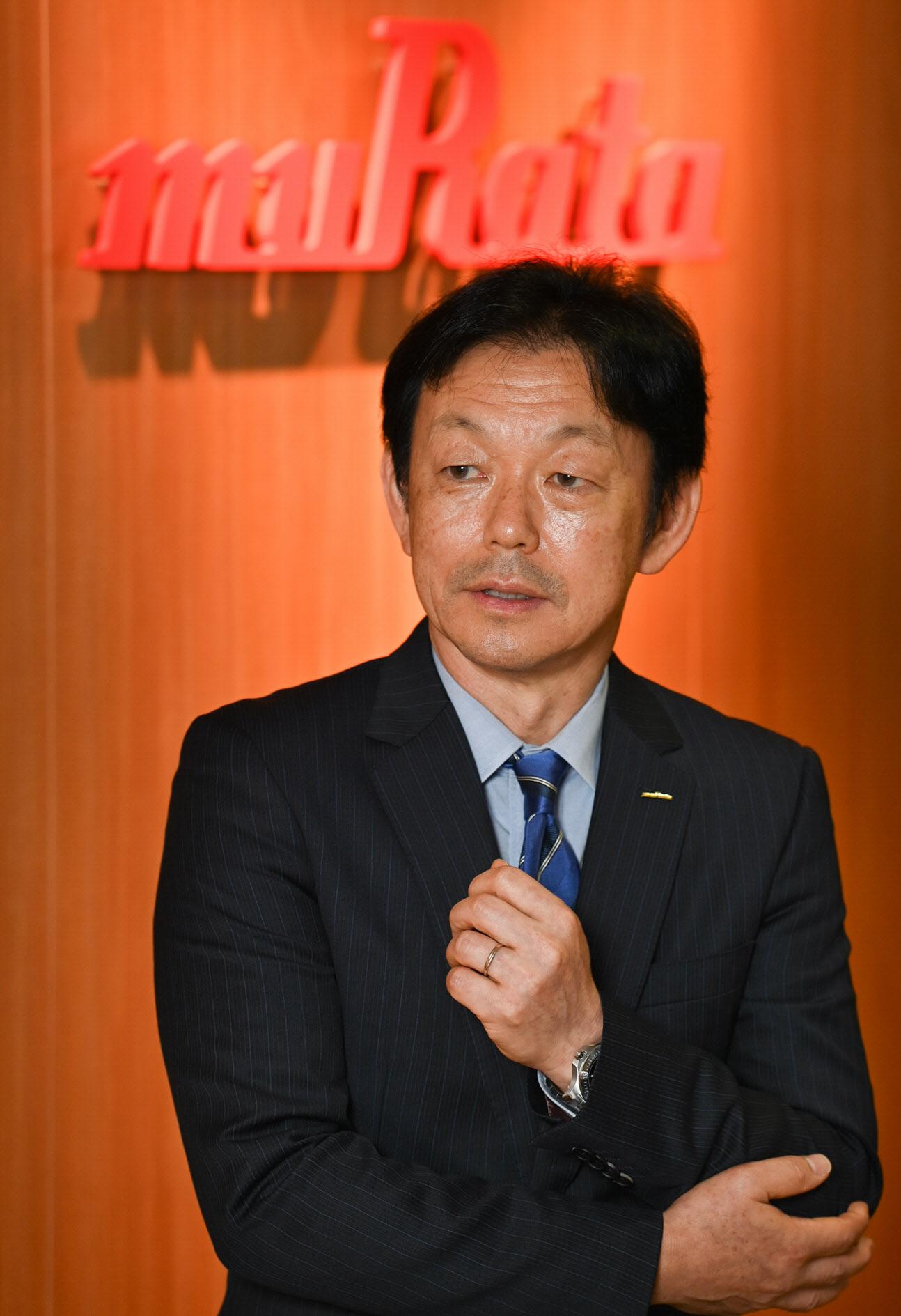 なかじま・のりお 1985年(昭60年)同志社大工卒、村田製作所入社。13年取締役常務執行役員、17年代表取締役専務執行役員、20年6月から現職。大阪府出身