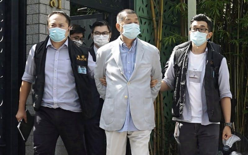 香港「報道の自由」危機に 国安法、逮捕対象拡大