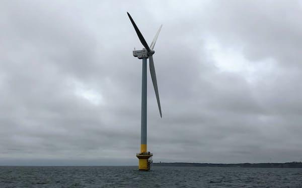 銚子沖は洋上風力の促進地域に指定されている