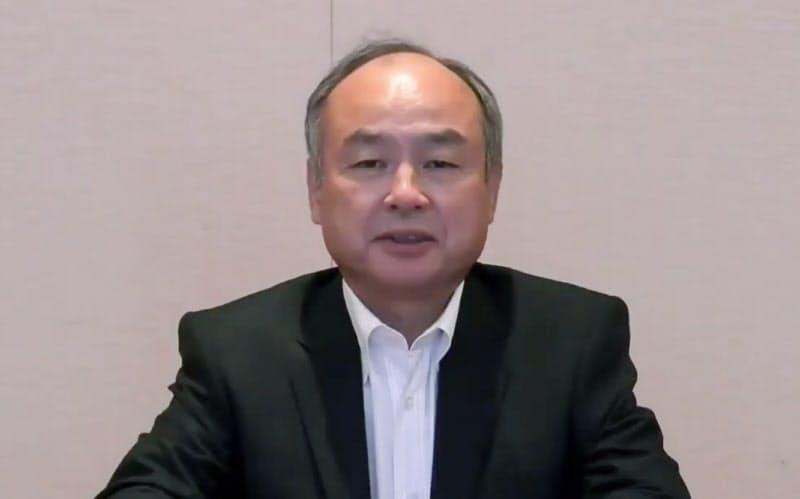 ソフトバンクG、4~6月純利益1兆2557億円「株主価値増」