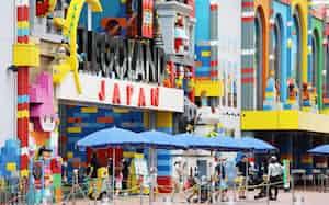 レゴランド・ジャパンは25年春の拡張を検討している(名古屋市港区)