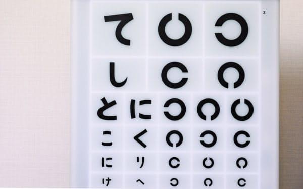 視力不良で学習意欲を失う子どもを出さないための取り組みが求められる
