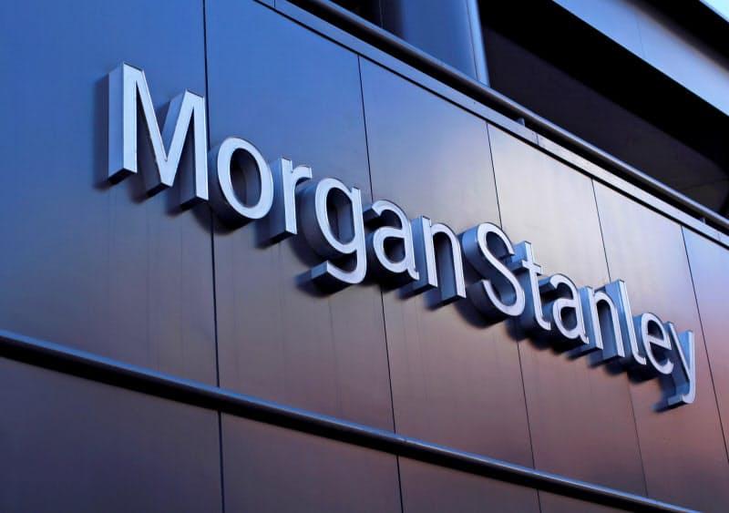 米金融大手モルガン・スタンレーは、サステナブルな社会の実現を目指す新興企業の支援プログラムを始めることを決めた=ロイター