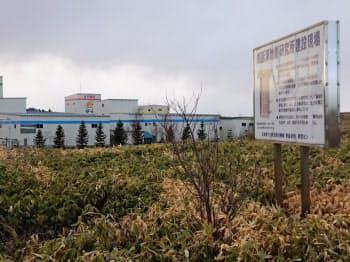 幌延深地層研究センター(北海道幌延町)では28年度までの研究期間延長が道内を二分する議論となった