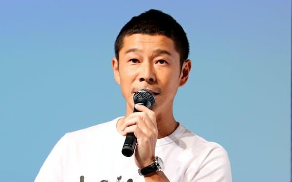 前沢氏は大株主の立場からアパレル事業を支援するとみられる(2019年9月撮影)