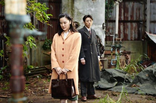 黒沢清監督「スパイの妻」 (C)2020 NHK, NEP, Incline, C&I