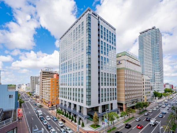 京王プレリアホテル札幌は新型コロナウイルスの感染防止策として、非接触型のサービスを拡充する