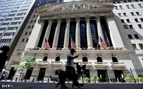 市場では「狂騒の20年代」の再来を予測する声がでている=ロイター