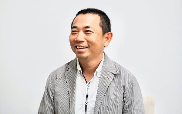 インターファクトリーの蕪木登代表取締役最高経営責任者(CEO)