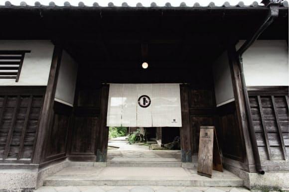 29日に開業する「NIPPONIA 田原本 マルト醤油」