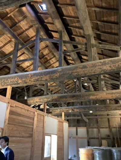 奈良県内最古のしょうゆ蔵を改装した