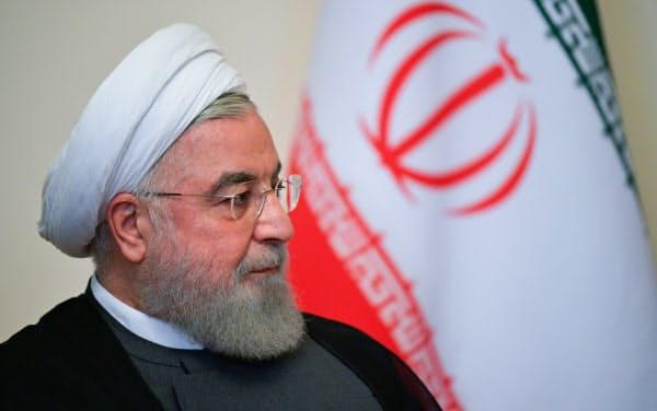 中東におけるイランの孤立化が進みそうだ(2019年10月撮影)=ロイター